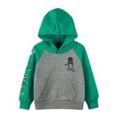 『小鱷魚童裝』刷毛連帽T恤(02號~10號)554440