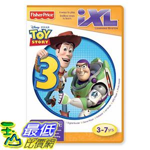 [106美國暢銷兒童軟體] Fisher Price iXL Learning System Software Toy Story 3