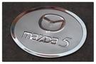 【車王小舖】馬自達 Mazda 5 Mazda5 馬5 馬自達5 油箱裝飾蓋 不鏽鋼油箱蓋 油箱蓋貼