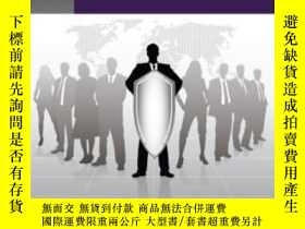 二手書博民逛書店Becoming罕見A Global Chief Security Executive Officer: A Ho