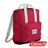 【美國Coleman】MINI後背包 16L 粉紅 CM32545 休閒背包 旅遊背包 雙肩包 單車背包 運動包