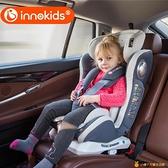 360度旋轉車載兒童安全座椅汽車用0-4-7-12歲嬰兒提籃寶寶可坐躺【小橘子】