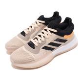 adidas 籃球鞋 Marquee BOOST Low 黃褐 米色 黑 男鞋 運動鞋 【PUMP306】 F97280