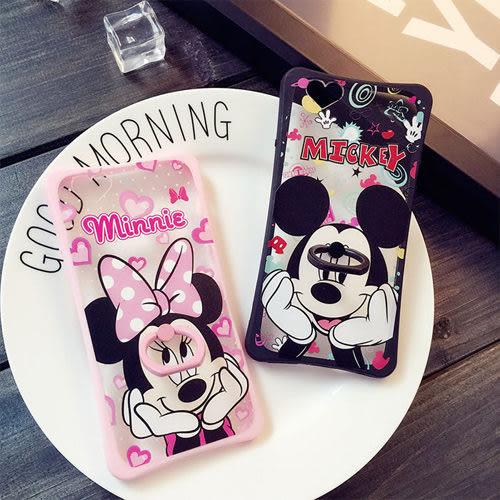 【紅荳屋】情侣米奇米妮 iphone6s/6手機殼 6splus/6plus 防摔手機套