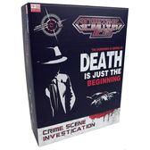 犯罪現場桌游卡牌全套新版犯罪現場1版2版新擴充策略推理聚會游戲