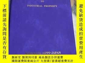 二手書博民逛書店japanese罕見laws relating to industeial propertyY28297 見圖