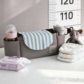 嬰兒童推車掛包置物籃袋收納袋奶瓶水杯手推車掛包掛袋推車配件ATF  三角衣櫃