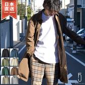 【ZIP FIVE】休閒長大衣 防潑水