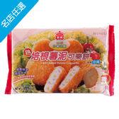 【義美】培根薯泥可樂餅(6個/盒)