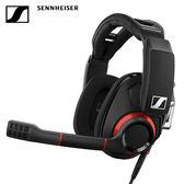 【Sennheiser 森海塞爾】GSP 500 電競耳機麥克風 黑色