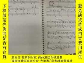 二手書博民逛書店joe罕見hisaishi piano score encore