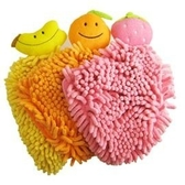 [AWANA]超細纖維水果兩用抹布/擦手巾