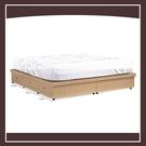 【多瓦娜】6尺白橡色三抽床底 21152-387006