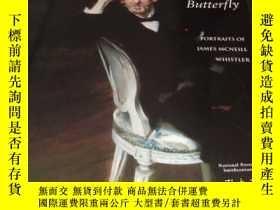 二手書博民逛書店2手英文罕見In Pursuit of the Butterfly: Portraits of James McN
