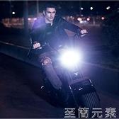 電動車-啟牛X哈雷電瓶車成人雙人大輪胎電動摩托車跑車自行車WD 至簡元素