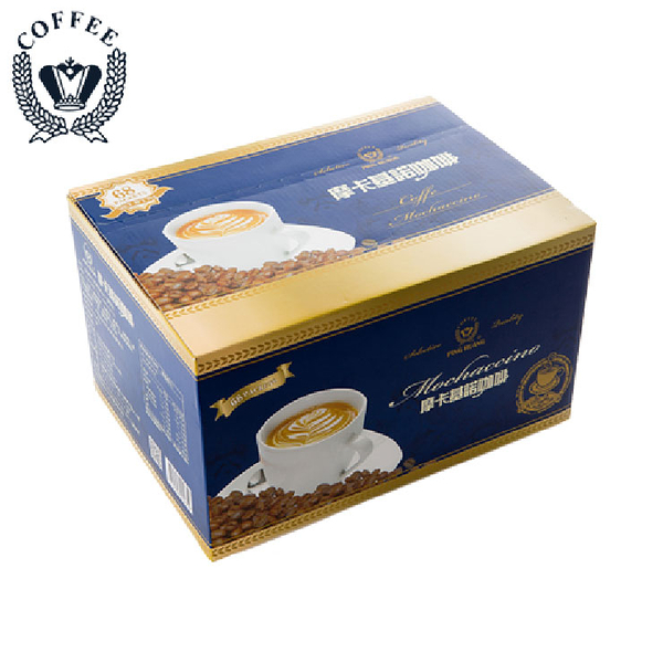 摩卡基諾咖啡 量販盒 68入