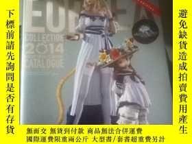 二手書博民逛書店SQUARE罕見ENIX SE.MOOK EORZEA COLLECTION2014 MIRAGE PRISM .