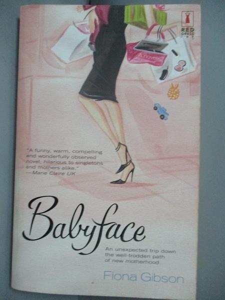 【書寶二手書T7/原文小說_BJ9】Babyface_Gibson, Fiona
