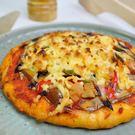 義大利田園披薩6吋 VEGAN pizz...