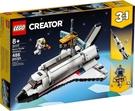 樂高LEGO CREATOR 太空梭冒險...