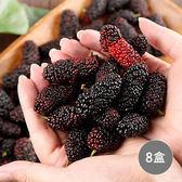 【愛上鮮果】黑鑽鮮凍桑椹8盒
