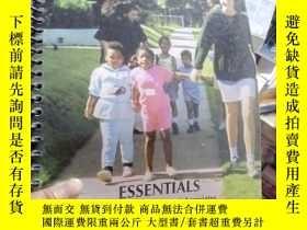 二手書博民逛書店Essentials罕見for Child Developmen