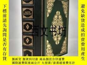 二手書博民逛書店【罕見】1983年出版 《神曲The Divine Comedy