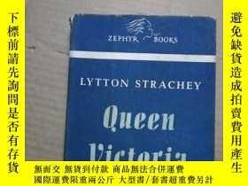 二手書博民逛書店Queen罕見Victoria(ZEPHYR BOOKS)見圖Y280247 Lytton Strachey
