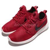 Nike 休閒慢跑鞋 Roshe Two 2 紅 白 休閒鞋 二代 百搭 基本款 男鞋【PUMP306】 844656-600