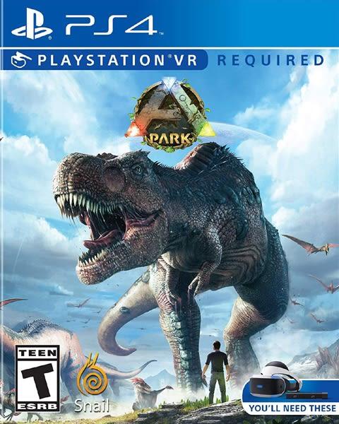 PS4 方舟公園(美版代購)