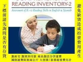 二手書博民逛書店The罕見Flynt cooter Comprehensive Reading Inventory-2: Asse