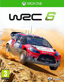 X1 WRC 世界越野冠軍賽 6(英文版)