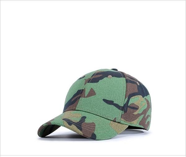 FIND 韓國品牌棒球帽 男女情侶 街頭潮流 綠色迷彩 歐美風 嘻哈帽  街舞帽