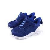 adidas FortaRun AC I 運動鞋 慢跑鞋 魔鬼氈 童鞋 藍色 小童 G27173 no770