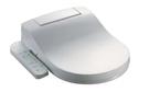 【麗室衛浴】西班牙側觸控型電腦馬桶蓋(歐規短版圓形)