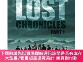 二手書博民逛書店ELT罕見Readers: The Lost Chronicles 1(Book+CD)[迷失檔案第一季]Y4