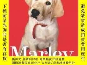 二手書博民逛書店Marley:罕見A Dog Like No Other: A Special Adaptation for Yo