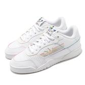adidas 休閒鞋 Carrera Low Pride 白 彩色 男鞋 復古 運動鞋 小白鞋 【ACS】 FY9019