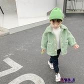 兒童外套 兒童外套2019秋冬裝新款加絨加厚男童上衣韓版寶寶洋氣潮嬰兒衣服