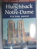 【書寶二手書T1/原文小說_JQS】The hunchback of Notre-Dame_Victor Hugo