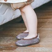 寶寶地板鞋襪防滑軟底學步春夏季淺口防掉純棉可愛嬰兒襪子鞋兒童 歐韓時代