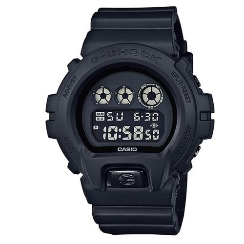 CASIO G-SHOCK酷炫風速運動腕錶/DW-6900BB-1