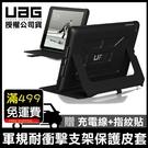 UAG 原廠公司貨 軍規防摔殼 New iPad 9.7吋 iPad Mini4/ 5 防摔保護套 支架皮套 保護套保護殼