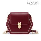 側背包 可愛精緻貓咪鎖六角包 3色-La Poupee樂芙比質感包飾 (現貨+預購)