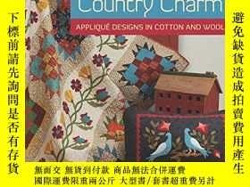 二手書博民逛書店Elegant罕見Quilts, Country Charm: