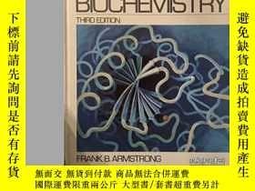 二手書博民逛書店罕見Biochemistry-生物化學Y436638 Frank B. Armstrong Oxford Un
