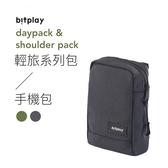 bitplay 輕旅 系列包 斜背袋 手機袋尼龍 耐磨 防潑水 輕量 不易變色 MIT