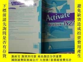 二手書博民逛書店Longman罕見Activate Workbook JS2A