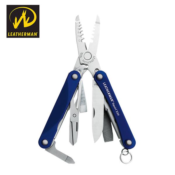 LEATHERMAN Squirt ES4 工具鉗 LE831240、LE831243、LE831237 / 城市綠洲 (黑手、多功能、不繡鋼、修理修繕)