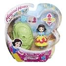 《 Disney 迪士尼 》迷你公主轉轉樂園人物組 - 白雪公主╭★ JOYBUS玩具百貨